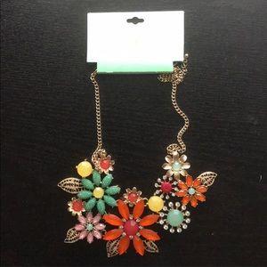 Decree statement necklace